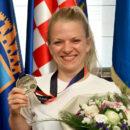 Ponos Novske - Ana Gradečak, novi europski rekord u bacanju kugle otvara put za Japan