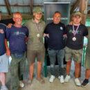 Tradicionalni šaranski Kup HSP–a  Novska na jezeru Bajer -  pobjednici CT Fox Cro iz Nove Gradiške