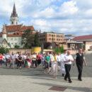 FOTO: Hodočašće župljana sv. Luke Evanđeliste u Mariju Bistricu, Križni put i misno slavlje