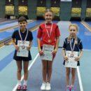 Veliko srebro za Novljanku Simonu Zukanović na državnom prvenstvu u kuglanju za djevojčice